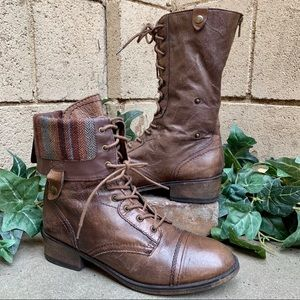 Steve Madden Parto Boots